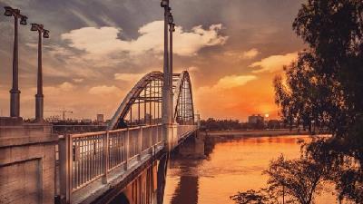 معرفی پلهای شهر اهواز