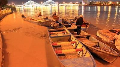 رود کارون زیبایی منحصر به فرد اهواز