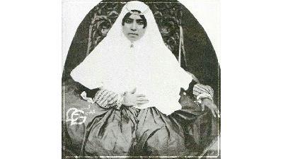 همسر ناصرالدین شاه