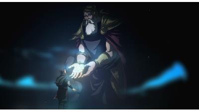 عکس های انیمیشن آخرین داستان
