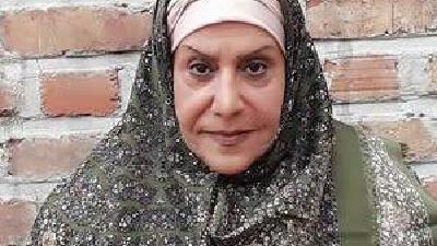 شهربانو موسوی بازیگر نقش عمه خانم در سریال حکایت های کمال