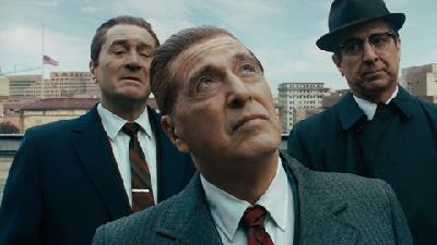 فیلم مرد ایرلندی ساخته مارتین اسکورسیزی