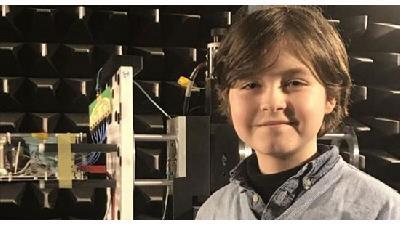 پسر 9 ساله ایرانی کم سنترین دانشجوی پزشکی در جهان  میشود