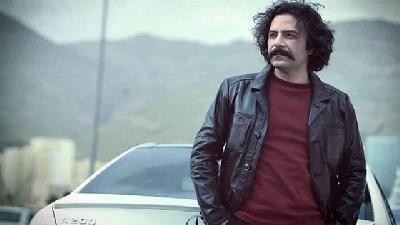 حسام منظور در نقش چاوش در سریال برادر جان