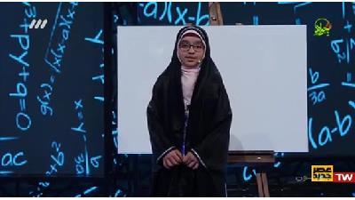 یسرا سلیمانی نابغه 12 ساله برنامه عصر جدید که در مسابقات جهانی اول شد