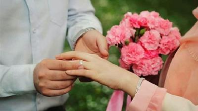 خواستگاری و مراسم ازدواج