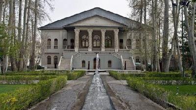 آدرس موزه سینما در باغ فردوس