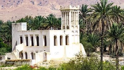 خانه قاضی رویدر در بندر خمیر