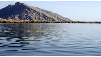 دریاچه پریشان در کازرون
