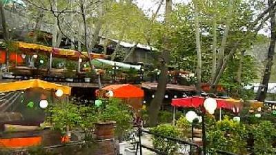 دربند از مکان های تفریحی تهران
