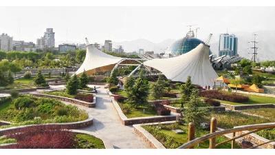 پارک آب و آتش از مناطق تفریحی تهران