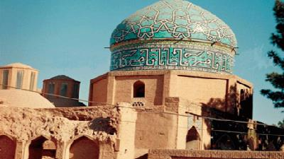 قبه سبز از آثار تاریخی و دیدنی کرمان