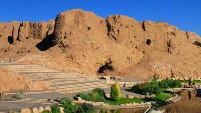 قلعه دختر؛ از آثار تاریخی کرمان
