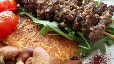 دستور پخت کامل کباب ترش