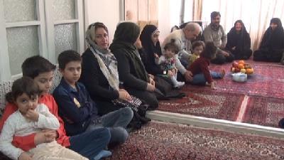 نوه و نتیجه های پدربزرگ زنجانی