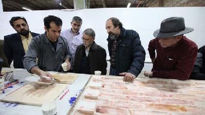 سریال سلمان فارسی لوکیشن های متعدد دارد