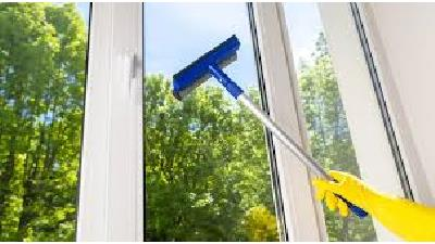 پنجره ها را در خانه تکانی چه طور تمیز کنیم