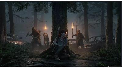 عکس  قسمت دوم بازی آخرین بازمانده از ما