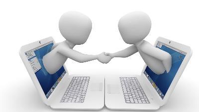استفاده از اینترنت فرصت های کار در خانه را برای شما مهیا می کند