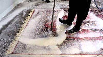 در شستن فرش های دستباف احتیاط کنید