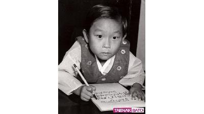 این کودک اهل کره جنوبی، کیم آونگ یونگ نام دارد که بالاترین ضریب هوشی جهان (٢١٠ آی کیو) را دارد.