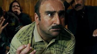 مهران احمدی در نقش بهبود در سریال پایتخت