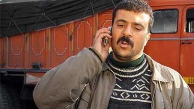 مهران احمدفر در نقش ارسوط سریال پایتخت