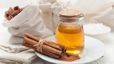 ترکیسب عسل و دارچین چه خاصیتی دارد