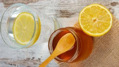 عسل و لیمو به لاغری کمک می کند