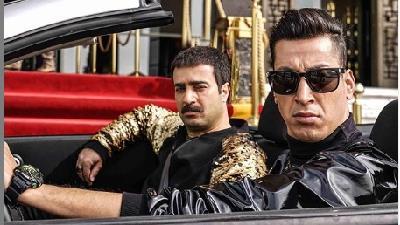 احمد مهرانفر و بهرام افشاری در سریال پایتخت ۶