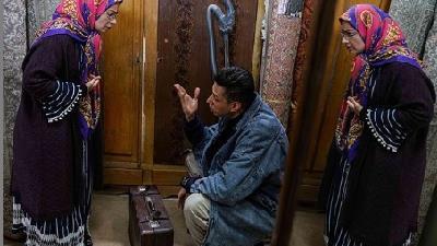 نسرین نصرتی و بهرام افشاری در سریال پایتخت ۶