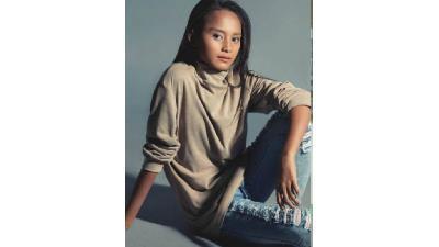 این دختر یکی از معروف ترین مدل های فیلیپین است