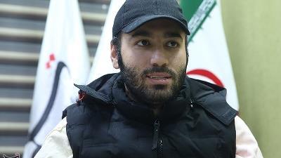 علی صبوری بازیگر نقش سیامک در سریال آخر خط