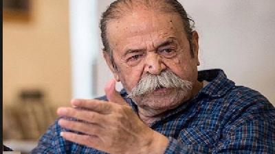 محمدعلی کشاورز 90 ساله شد