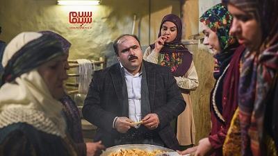 کاظم نوربخش در نقش سلمان در سریال نون-خ
