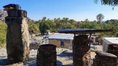 جاذبه های گردشگری روستای کشیت قلعه گنج