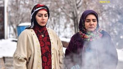 شیرین و روژان در سریال نون-خ