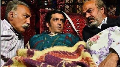 سعید آقاخانی در سریال نون-خ