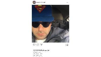 اینستاگرام روزبه حصاری بازیگر نقش جواد جوادی