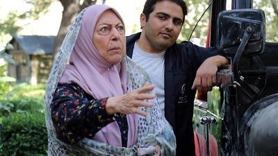 سعید کریمی و ثریا قاسمی در سریال بچه مهندس