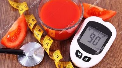 تاثیر آب گوجه فرنگی در لاغری
