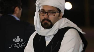 محمود خسرومنش بازیگر نقش قاسم در سریال بچه مهندس