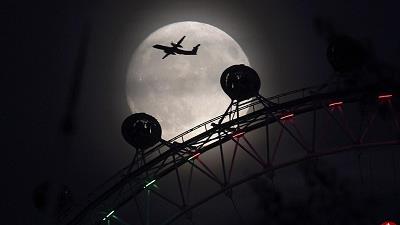 ابر ماه چیست