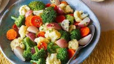 مصرف میوه و سبزیجات را فراموش نکنید