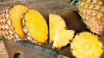 آناناس به لاغر شدن شما کمک می کند