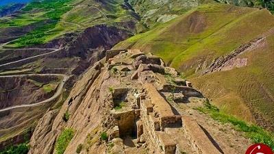 چگونه به قلعه الموت برویم