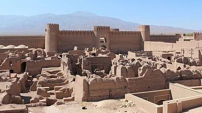 ارگ یا قلعه راین در شهر کرمان، اثر تاریخی باقیمانده از دوران ساسانیان است.