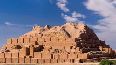 زیگورات دوراونتاش یا همان چغازنبیل نیایشگاهی باستانی از دوران ایلام است.