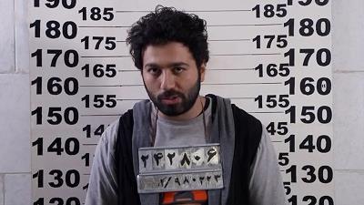 علی صبوری در نقش سیامک در سریال آخر خط