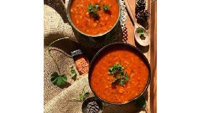 دستور پخت سوپ دال عدس